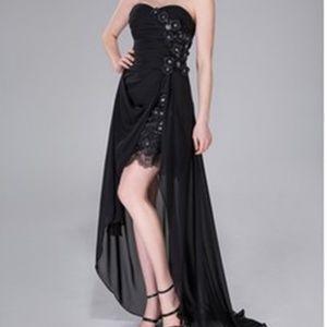 JJ's House Designer Dress Size 10/UK 14/EU 40 $125
